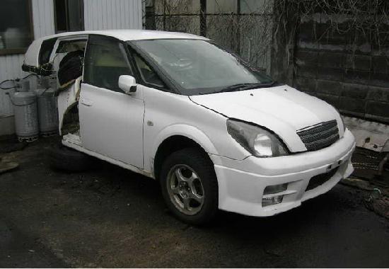 Toyota opa1 продажа половинки из японии с автоаукионов на запчасти